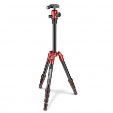 Штатив Manfrotto Element Traveller Red MKELES5RD-BH-N