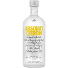 Araq Absolut Citron 0.5 l