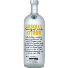 Araq Absolut Citron 0.7 l
