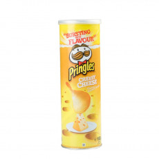Çips Pringles Cheese Bursting with flavour 165 q