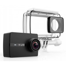 Ekş-kamera YI Lite Action Camera waterproof case set Black