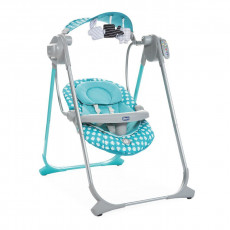 Качели Chicco Polly Swing Up Turquoise