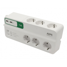 Сетевой фильтр APC Essential SurgeArrest 6 outlets 230V