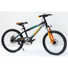 Велосипед Aster 22 FXS GT Yellow