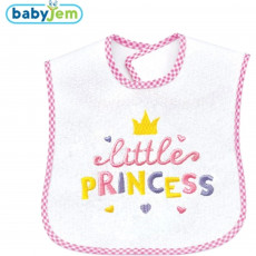 Önlük BABYJEM LITTLE PRINCESS