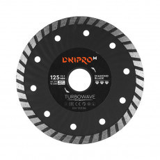 Almaz disk Dnipro-M Turbowave 125  22.2 mm
