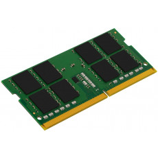 Оперативная память Kingston 16GB 2666MHz DDR4 Non-ECC CL19 SODIMM 2Rx8