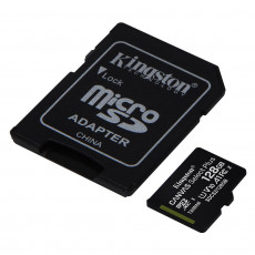 Yaddaş kartı Kingston 32GB microSDHC Canvas Select Plus 100R A1 C10