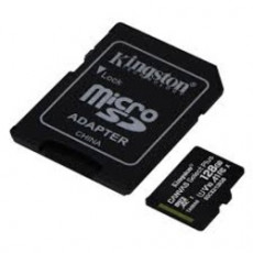 Yaddaş kartı Kingston Canvas Select Plus microSD