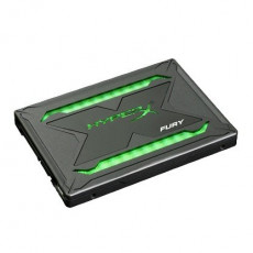 Sərt disk KINGSTON HyperX FURY RGB 240 GB