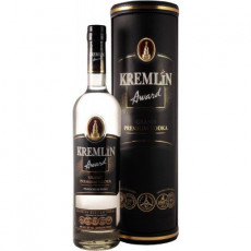 Vodka Kremlin Awards Grand Premium dəri qabda 0.7 L