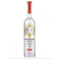 Vodka Russian Speech Premium 1 L
