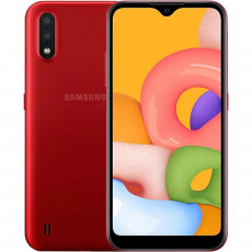 Smartfon Samsung Galaxy A01 (SM-A015) 16Gb Red