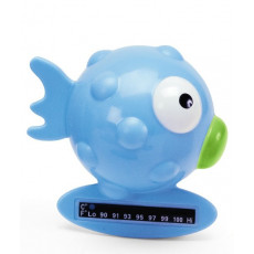 Su üçün termometr Chicco BATH THERMOMETER FISH LIGHT BLUE