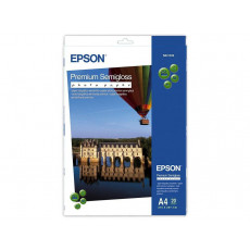 Фотобумага Epson Premium Semigloss Photo Paper A4 20 листов