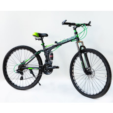 Velosiped Aster 29 Land Rover X9 Black-Green