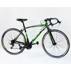 Velosiped Aster 26 700C-TKF Black-Green