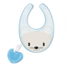 Önlük Chicco FRESH BIB TEETHER BOY