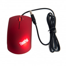 Maus Lenovo ThinkPad Precision USB - Heatwave Red