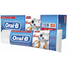 Diş məcunu Oral-B Junior Star Wars 75 ml