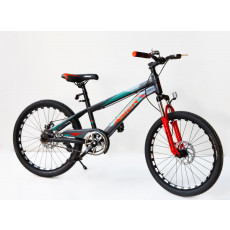Велосипед Aster 22 FXS Red