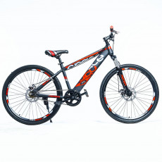 Велосипед Aster 26 ZSS SpaceBaby Red