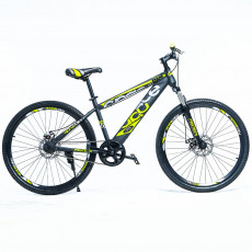 Велосипед Aster 26 ZSS SpaceBaby Yellow