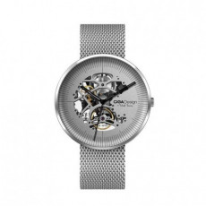 Saat CIGA Design MY Mechanical watch (Silver moon)